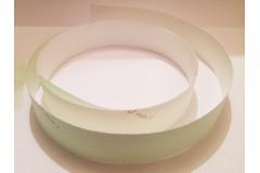 Лента люминисцентная светящаяся в темноте (желто-зеленая) Ширина 25мм, Длина 1метр