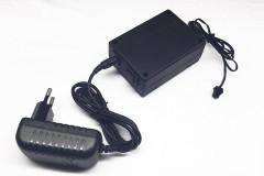 Блок питания 12В для светопровода 15-40м, с выкл. и всп.