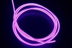 Холодный неон гибкий EL NEON, 2.3мм фиолетовый (метр)