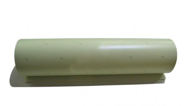 Плёнка светонакапливающая ФЭС-24, ГОСТ 2009, жёлто-зелёная, для сольвентной печати 0.61 x 25 м
