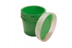 Краска Glow Night (люминесцентная, акриловая латексная на водной основе) Зеленая 100г
