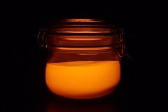 Люминофор ЛДП-8мА(30) красно-оранжевого свечения, 1кг