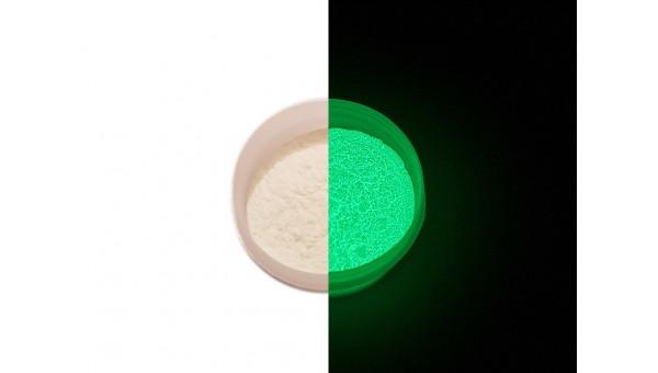 """Люминофор ЛДП-2мА(100) """"П"""" желто-зеленого свечения (водостойкий), 100г"""