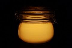 Люминофор ЛДП-7мА(40) оранжевого свечения, 1кг