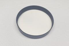 Светоотражающая мелкодисперсная пудра GLOW-NEON СМП-35 для трафаретных работ (шелкографии) и красок стандартной яркости отражения, цвет: белый/полупрозрачный, 1 кг