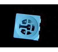 Ультрафиолетовый диод 5050 SMD ультра-яркий