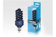 Энергосберегающая лампа UV Black Lite E27 (26 Вт)
