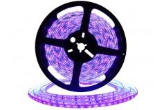 Светодиодная ультрафиолетовая лента 5050