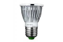 Ультрафиолетовая лампа (УФ) E27 5Вт 220в