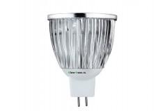 Ультрафиолетовая лампа (УФ) MR16 5Вт 12в