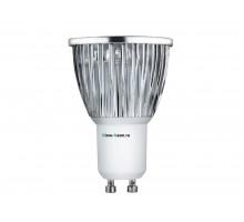 Ультрафиолетовая лампа (УФ) GU10 5Вт 220в